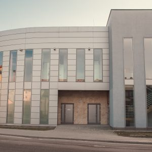 AmeFit Budynek