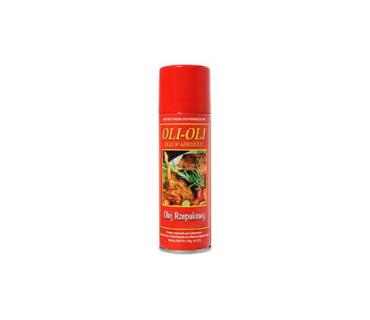Olej rzepakowy spray